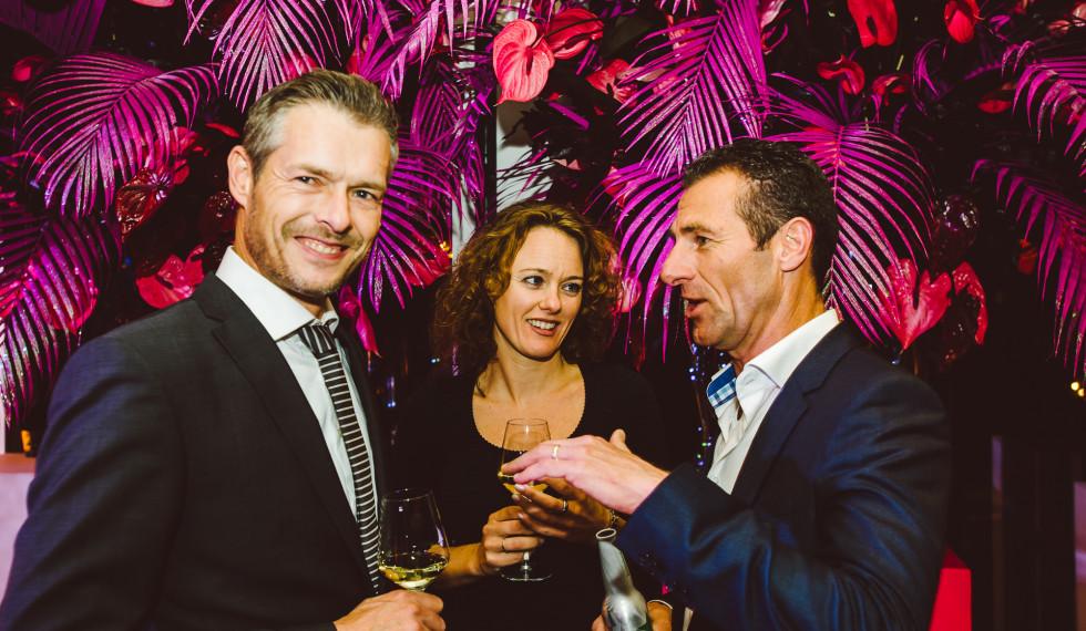 Treat grand opening w hotel mr porter for Mr porter w hotel amsterdam